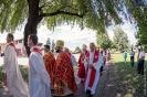 Odpustová slávnosť sv. Vavrinca a posviacka kaplnky sv. Krištofa_8